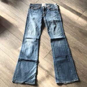 People's Liberation jeans Bella size 28 very nice